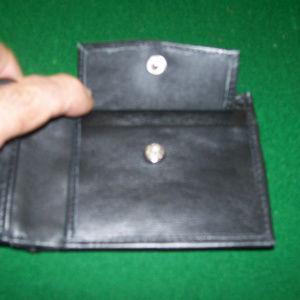 Other - Genuine Leather Bi-Fold Wallet W/ RFID